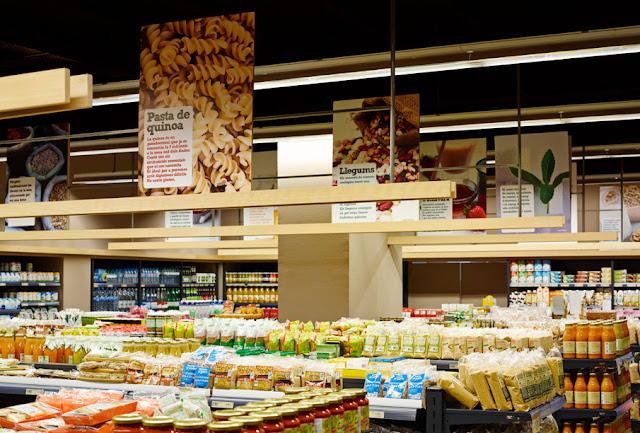 Supermercados em Barcelona
