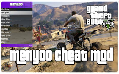 Grand Theft Auto V Cheats Menu Mod Download