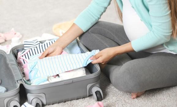 Kelengkapan bersalin anak dan ibu ke hospital