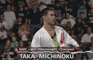 WWE / WWF King of the Ring 1998 Review: Taka Michinoku & The Headbangers faced Kaientai