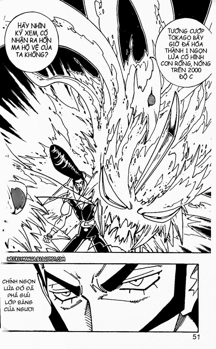 Shaman King [Vua pháp thuật] chap 131 trang 23