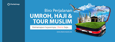 Program Umroh Cheria Holiday