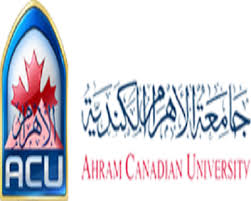 Ahram Canadian University own expenses