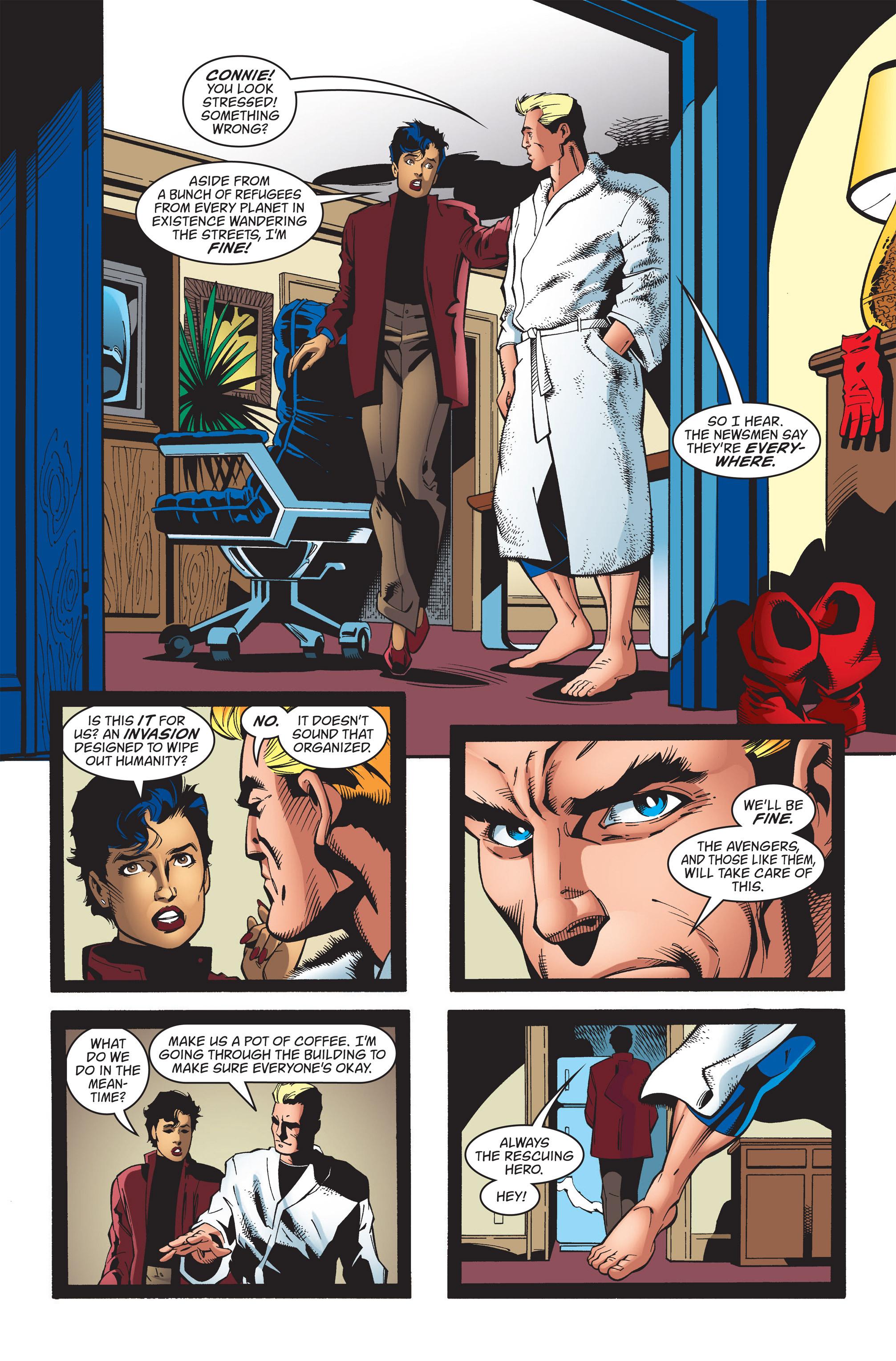 Captain America (1998) Issue #36 #43 - English 7