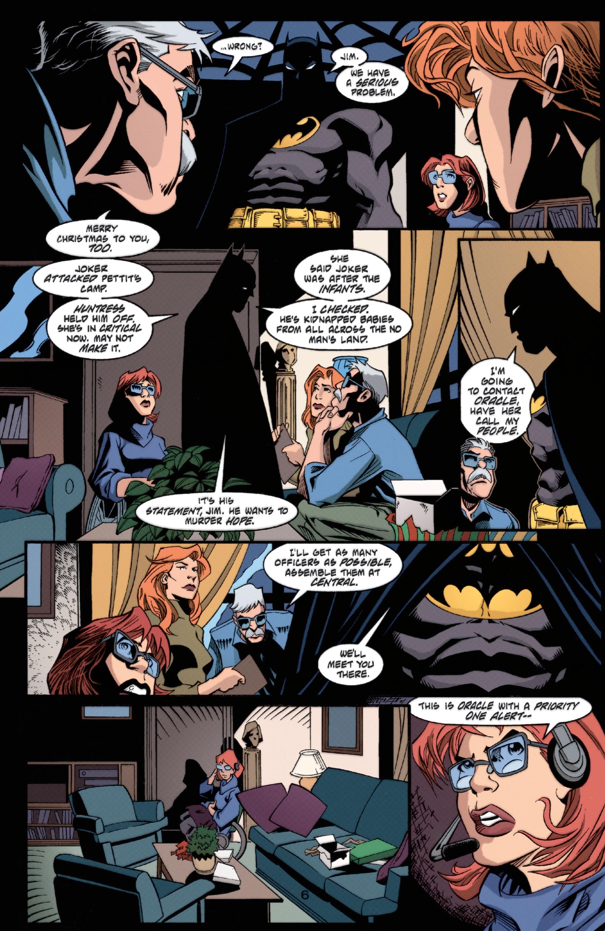 Detective Comics (1937) 741 Page 6