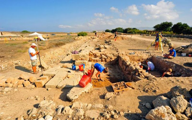 2016 dig season at Chalcolithic settlement at the Chlorakas-Palloures site completed