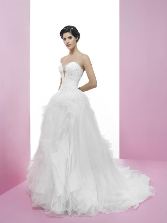 Lindos vestidos de novias | Colección  Miquel Suay