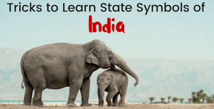 Tricks to Learn State Symbols of India
