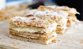 Рецепта за торта Наполеон