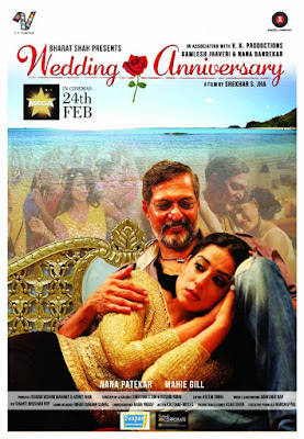 Wedding Anniversary 2017 Hindi HDCAM 550mb