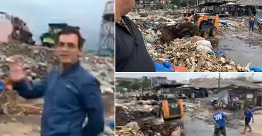 """Mayor Isko Sa Vitas Clearing Operation: """"Masyadong g!nahasa ang Maynila"""" ~ pinoythinking"""