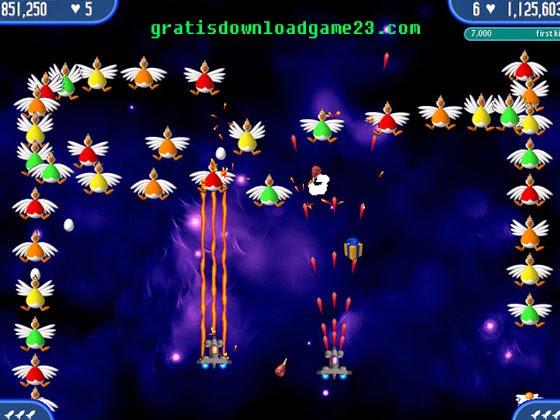 download chicken invaders