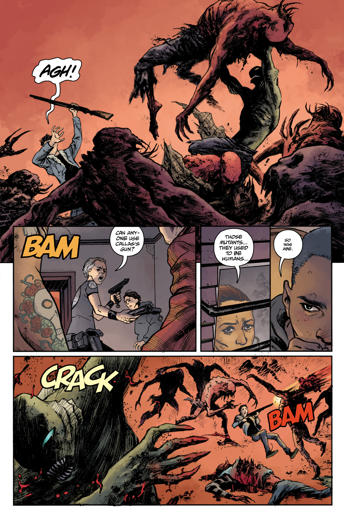 Read online Abe Sapien comic -  Issue #17 - 11