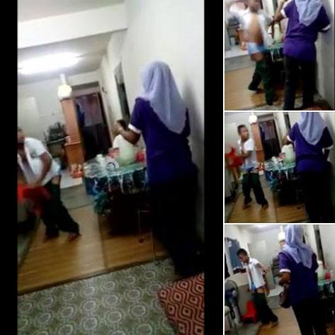 Remaja 16 Tahun Pukul Ibu Jadi Viral Di Media Sosial