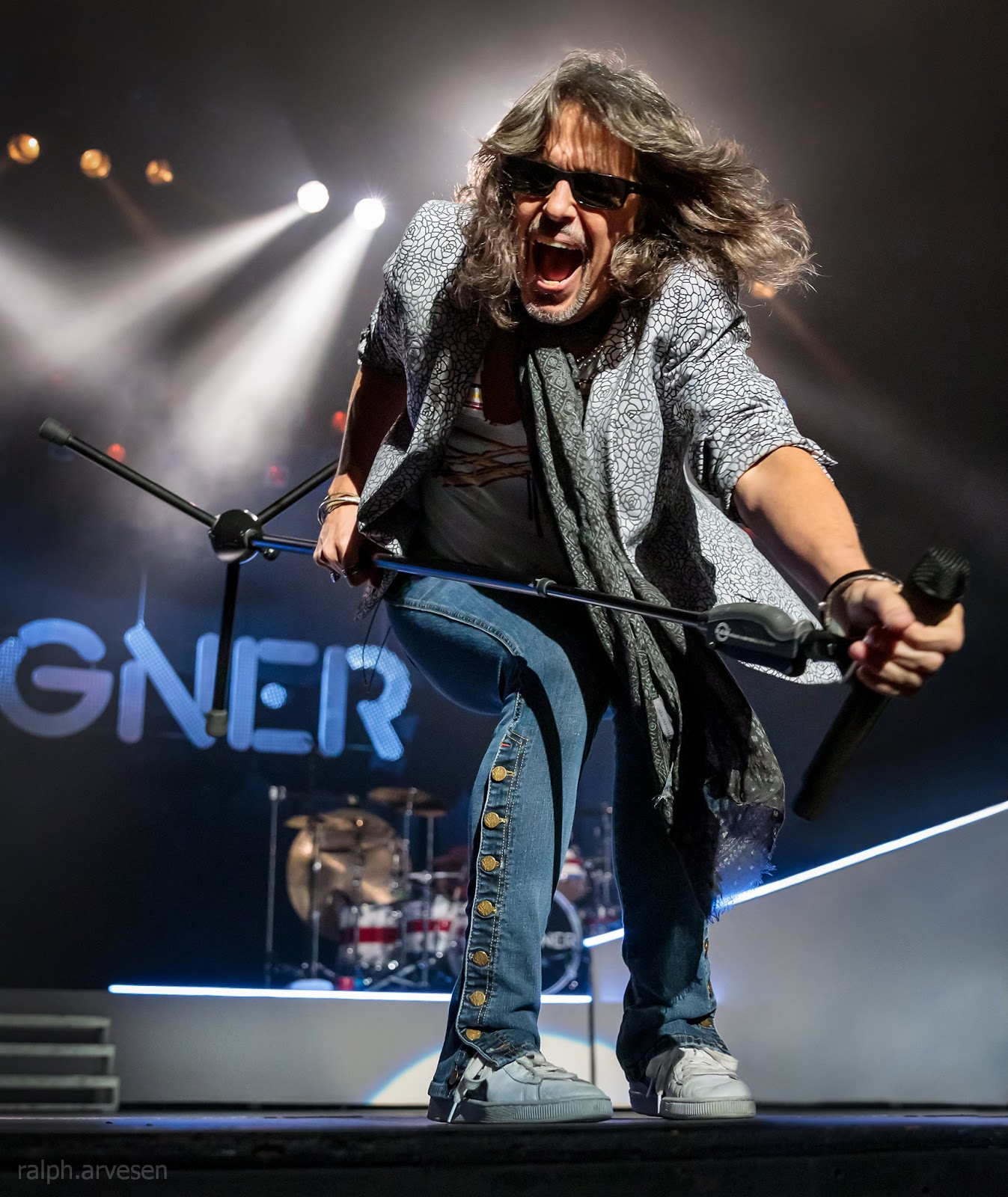Foreigner | Texas Review | Ralph Arvesen