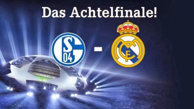 Prediksi Pertandingan Real Madrid vs Schalke Champions League