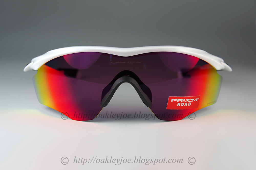 ef84e2bddb oo9343-1145 M2 Frame XL standard fit redline + prizm road  225 lens pre  coated with Oakley hydrophobic nano solution complete set comes with box  and ...