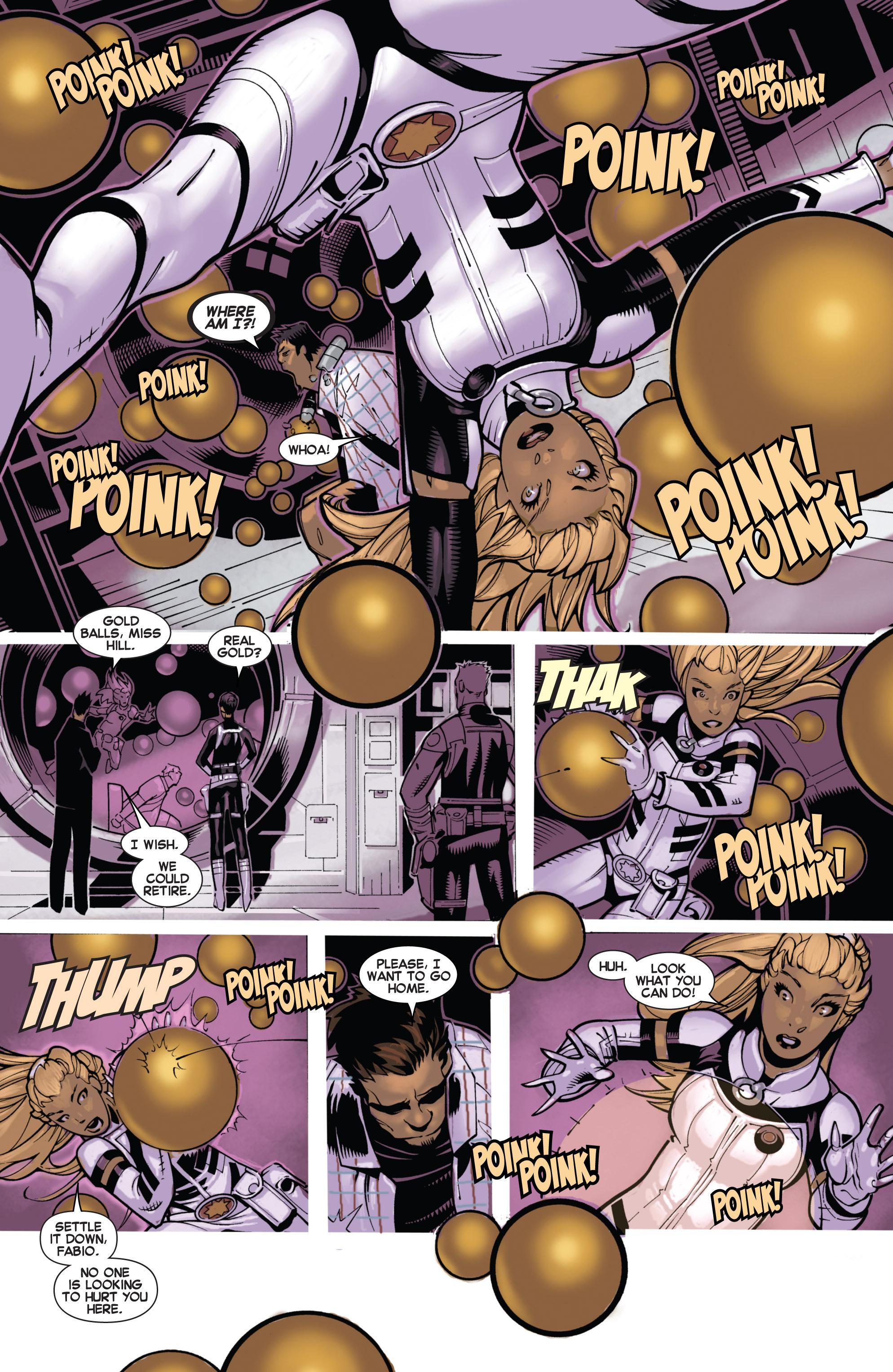 Read online Uncanny X-Men (2013) comic -  Issue #9 - 10