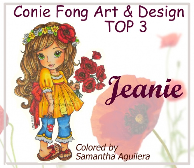 Conie Fong Art Winner