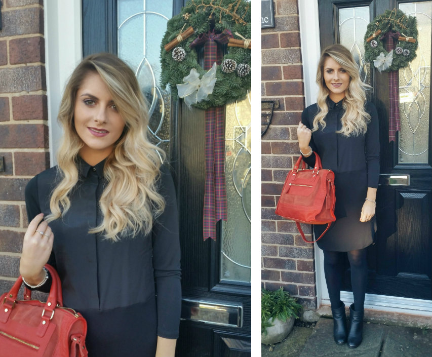 88d49a807130 INSTAGRAM OUTFIT #6: CHRISTMAS DAY | Fashion Influx