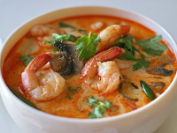 Recipes Thailand Soups Tom Yam Goong