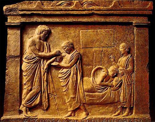 Ιδρύεται σήμερα στο Υπουργείο Εξωτερικών το Διεθνές Δίκτυο Αρχαίων Ασκληπιείων