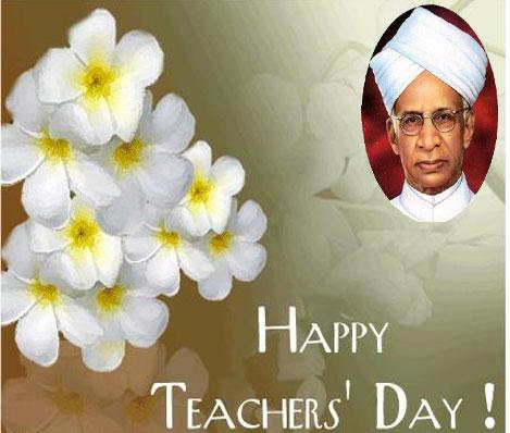 Sarvepalli Radhakrishnan Image Teachers Day