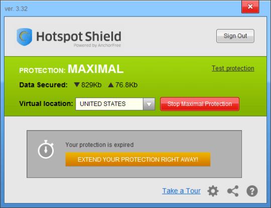 Hotspot shield elite for windows 10
