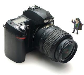 Kamera DSLR Nikon D70 Bekas Di Malang