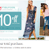 *Hot* Maurice: $10 Off Your Total Purchase! Valid In-Store & Online!