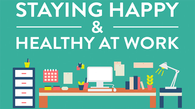 How you can stay healthy at work