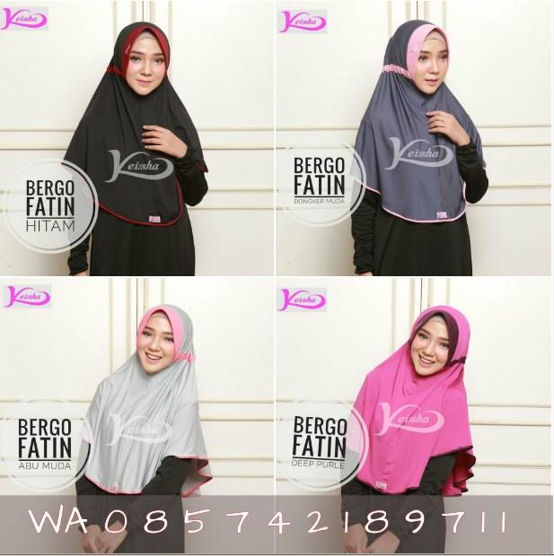 Model Hijab Terbaru 2019