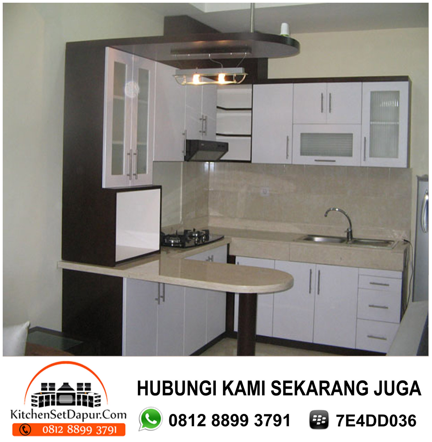 Cheap Cibubur Kitchen Set