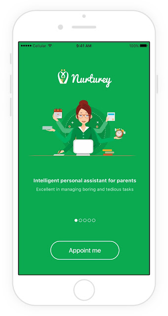 Nurturey, embracing motherhood digitally