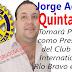 Jorge Adrian Quintanilla, tomará protesta como Presidente del Club Rotary International en Río Bravo