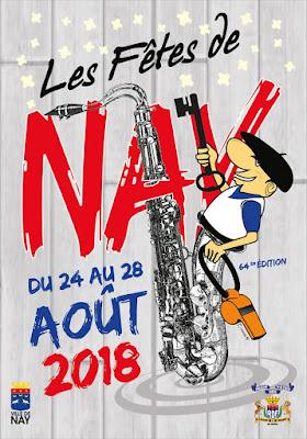 Fêtes de Nay 2018