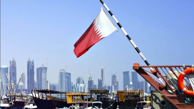 efec70341 تستقبل دولة قطر عام 2019 وهي في المرتبة الأولى في مؤشر الدول المحققة للنمو  الإقتصادي خلال الـ 20 عاما الماضية لما يتمتع به الاقتصاد القطري من قوت  ومتانة ...