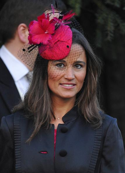 Pippa Middleton nue