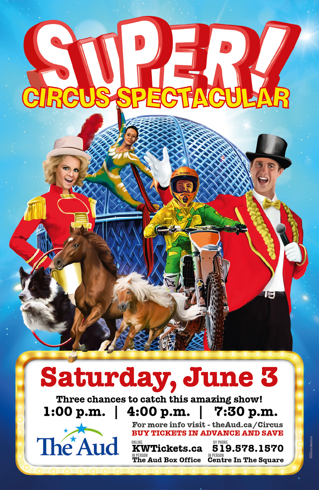 Kitchener Circus  June Rd
