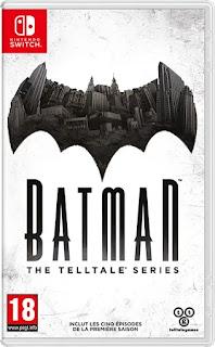Batman : The Telltale Series Switch XCI NSP