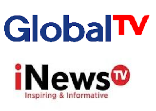logo global tv dan iNews TV