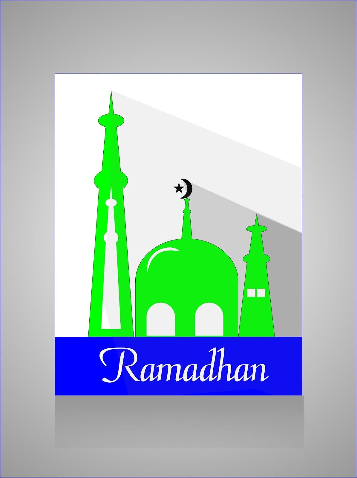 cara membuat Masjid dengan Corel Draw mudah dan cepat