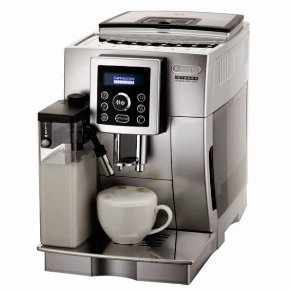 Best Coffee Maker: DeLonghi Espresso Machine The Best