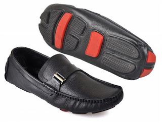 Sepatu Kerja Pria Model Casual  HMC 506