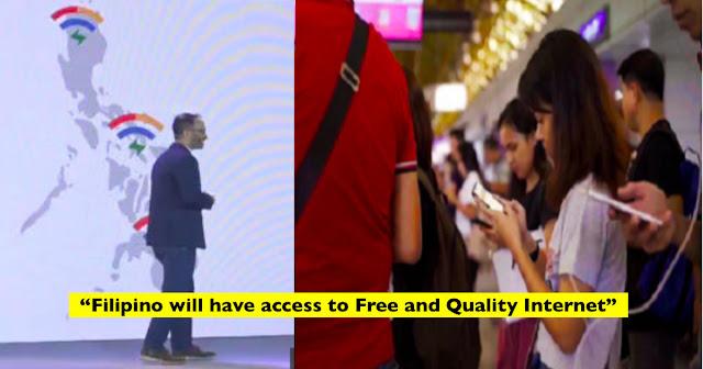 Google Station Free Internet/Definitely Filipino