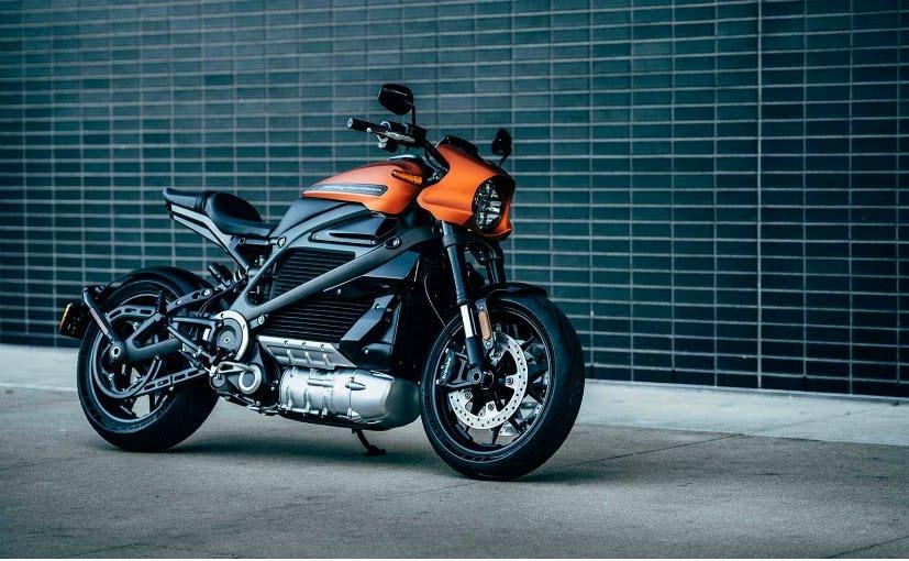 Harley-Davidson's new LiveWire electric bike