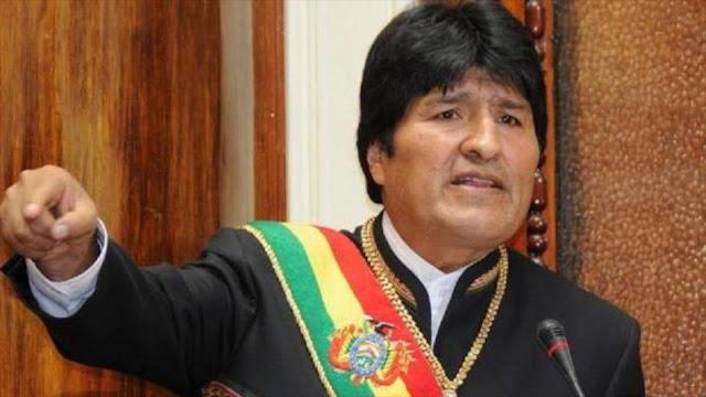 """Morales acusa a CNN de """"conspirar"""" contra su Gobierno"""