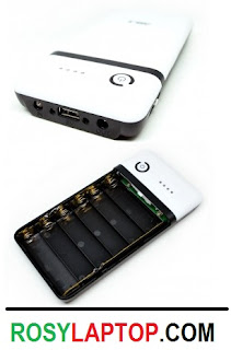 Casing PowerBank 6 Slot (18650)