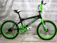 Sepeda BMX Pacific X-Men Freestyle 20 Inci