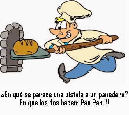Imágenes Y Frases Bonitas Chistes Graciosos El Panadero Y